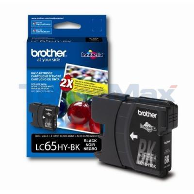 BROTHER MFC-5890CN INK CARTRIDGE BLACK HY